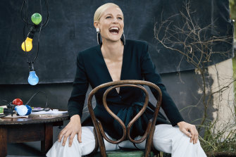 """Marta Dusseldorp: """"My husband Ben has taught me to walk alongside so there is no co-dependency in our relationship."""""""