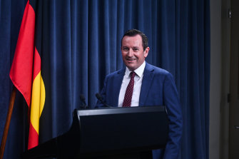 Premier Mark McGowan has made himself his own Treasurer to defend WA's GST deal.