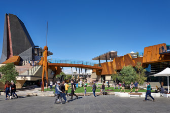 Perth Makers Markets will take over Yagan Square on Friday night