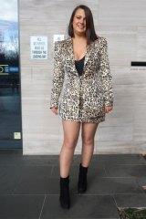 Jessica McDonald: outgoing but subtle