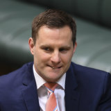 """Special Minister of State Alex Hawke said the change was an """"overdue modernisation""""."""