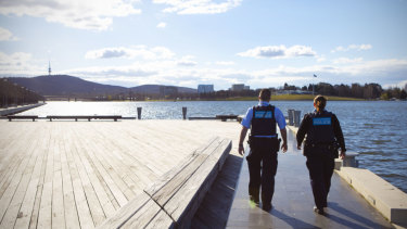 The latest recruitment drive by ACT Policing ends on February 21