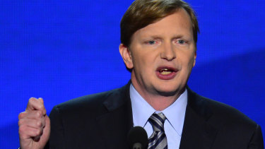 Jim Messina says what he did for Obama is different from what Cambridge Analytica did for Trump.