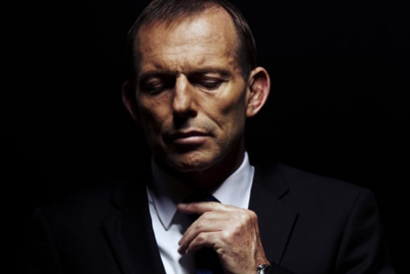 A battle is under way to end Tony Abbott's 25-year political career