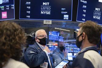 It was a weak session on Wall Street.