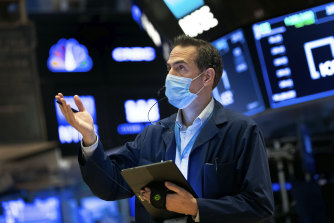 Overall, Wall Street was higher as it rebounded from Wednesday's heavy losses.