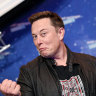Revolutionary or space cadet: rich pickings for Elon Musk