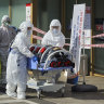 South Korea reports first coronavirus death as 2.5 million urged to stay home