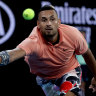 Coach not key for Kyrgios, says Philippoussis