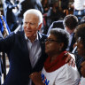 Joe Biden announces new policy efforts aimed at black voters