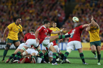 Rugby Australia has upped the ante in its offer to bring the British and Irish Lions down under for a second time in eight years.