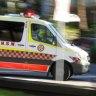 Man struck by car dies in Sydney hospital