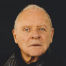 Anthony Hopkins, just an 'old sinner' who brings a film set to tears