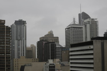 Another stormy afternoon predicted for Brisbane.