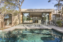 The property: The five-bedroom house at 12 Dana Avenue at Blairgowrie on Victoria's Mornington Peninsula sold by private treaty for $3.4 million.