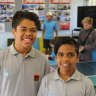 Moving across WA and through several schools, Perth student puts success down to one constant