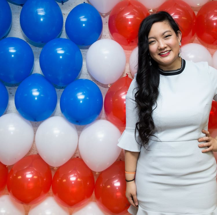Harvard graduate Amanda Nguyen successfully petitioned US Congress for a bill of rights for victims of sexual violence.
