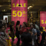 Retailers' fortunes diverge between winners and losers