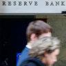 The Reserve Bank of Australia.