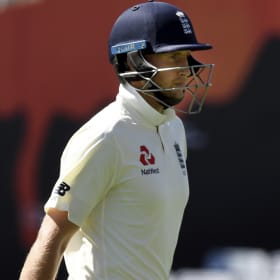 Five ducks for England in massive Test collapse