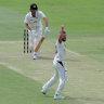 Queensland's Neser tears through WA in big Shield clash