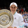 'Dignity, humility and grace': Ash Barty delights readers with Wimbledon win