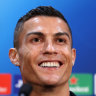 Ronaldo relaxed ahead of Old Trafford return