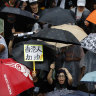 Halting trade won't help 'anyone': business leaders warn on Hong Kong