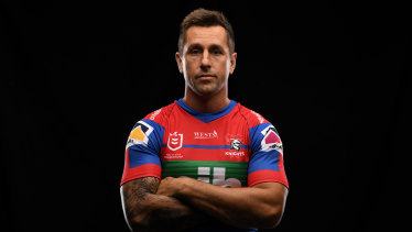 Mitchell Pearce has had a troubled off-season.
