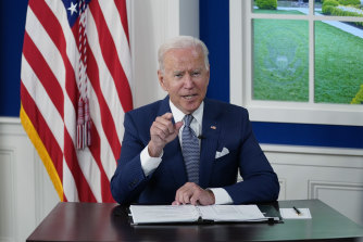 US President Joe Biden needs a successful foreign policy initiative after the blow-back over AUKUS.
