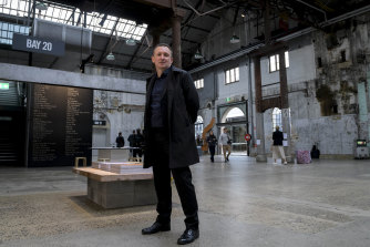 Carriageworks chief executive Blair French.