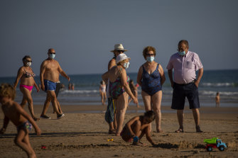 A surge in coronavirus cases in Spain has seen new restrictions on locals and foreign travellers.
