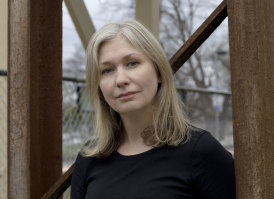 In Tania Chandler's third novel the main character has recently returned from the psychotic ward of a hospital after a breakdown.