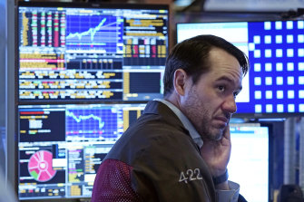 Wall Street had one of its worst days of the year on Monday.
