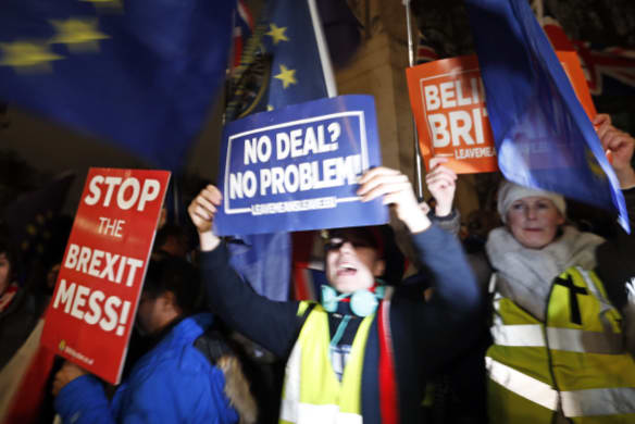 After defeat, delay to Brexit increasingly on the cards