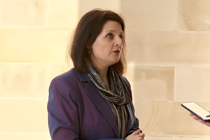 Greens MP Alison Xamon has a bill in parliament to enforce anti-discrimination legislation in religious schools, but the state government will conduct an inquiry into the law reform.