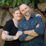 'The chemistry between us was intense': The creative couple still finding common ground