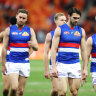Bye bye Western Bulldogs as promising run comes to end