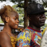 Voters in Congo report suppression, irregularities and flooding in historic election