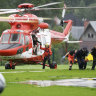 Lightning kills several tourists in Tatra Mountains in Poland