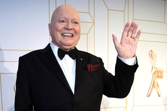 Bert Newton says 'conscience is clear' over Logie comments