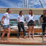 'Unfortunately, I've got the stories': Female sailors still fighting sexism as other sports flourish