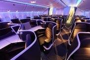 Virgin Australia 777 business class for flight test