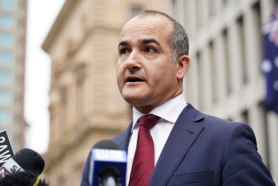 """Deputy Premier James Merlino: """"There will be things that we will need to tweak along the way, inevitably."""""""
