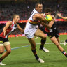 Adelaide back in hunt after grinding win over St Kilda