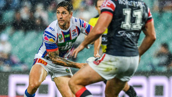 Mitchell Pearce fails to shine against his old side —and in Origin audition