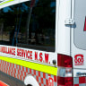 Girl, 5, critical after being found unconscious in western Sydney backyard
