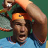 Nadal through after scare, Djokovic exits Monte Carlo