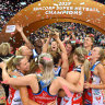 Super Netball players to receive pay rise in new CBA