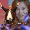 Argentina swings left as Peronists win presidential contest